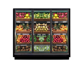 13CL Air-cooled Refrigerating Display Showcase