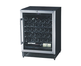 DCW-110R/A Thermostatic and Humidistat Wine Cooler