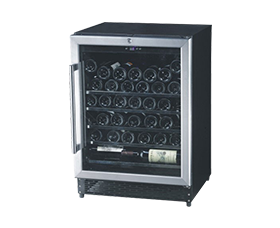 DCW-150R/A Thermostatic and Humidistat Wine Cooler