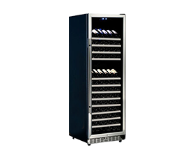 QDS-168 High-end Switzerland Style Wine Cooler