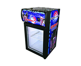 SC20 Display Freezer
