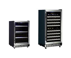 QFS-Super Luxury Switzerland Style Wine Cooler