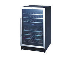 DCW-210R/A Thermostatic and Humidistat Wine Cooler