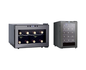 YBJ-European Style Electronic Wine Cooler