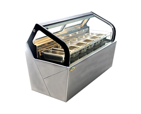 11AX-Desktp Ice Cream Cabinet (European Version)
