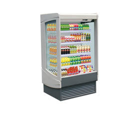 09CE Multideck Display Chiller for Store