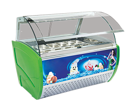 QL-03-Ice Cream Cabinet