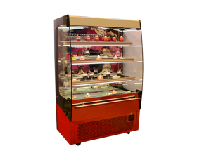 14AY Dessert Multideck Display Chiller
