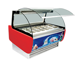 QL-01-Ice Cream Cabinet
